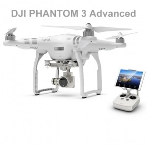 dji advanced phantom