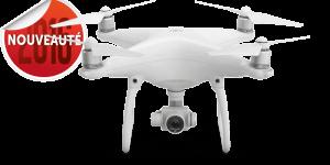 drone phantom 4 affiche