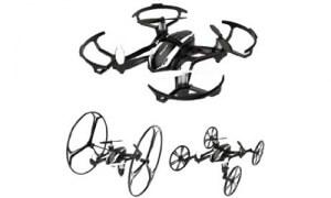 drone polaroid black