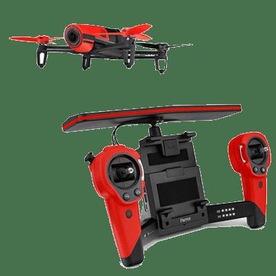 drone camera parrot bebop
